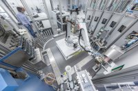 The 2016 start of operation of a new, fully automated steel plant laboratory